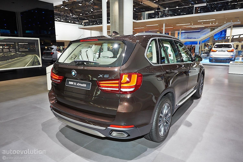 BMW F15 X5 XDrive50i At 2013 Frankfurt Motor Show