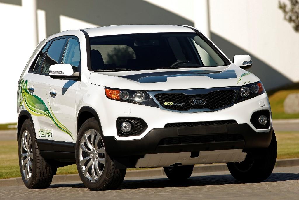 Diesel Hybrid