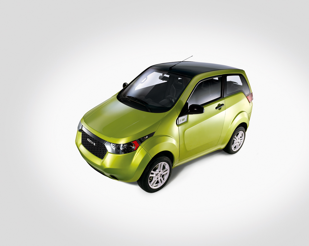 Two New Electric Cars From Reva In Frankfurt Autoevolution