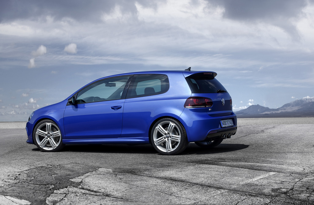 frankfurt auto show volkswagen golf r autoevolution. Black Bedroom Furniture Sets. Home Design Ideas