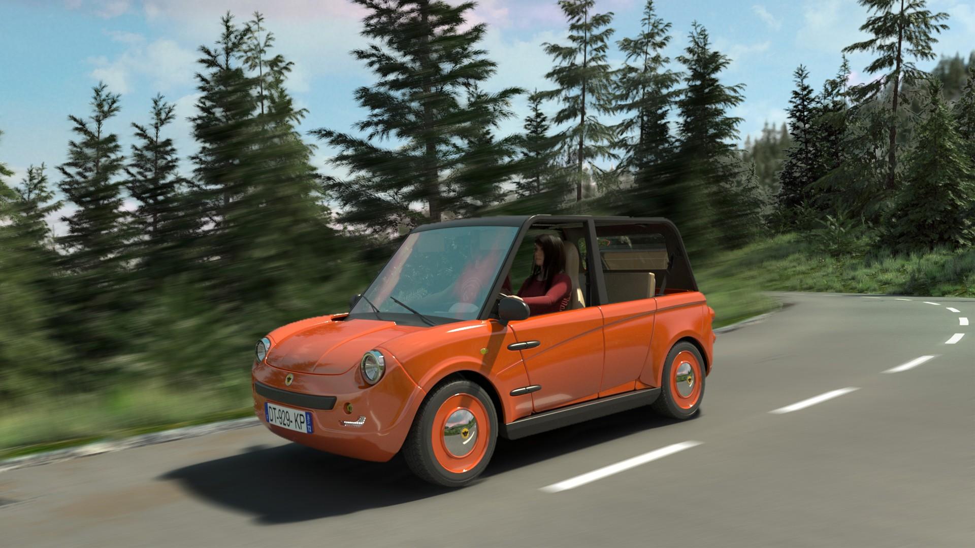 Bee Electric Car Company