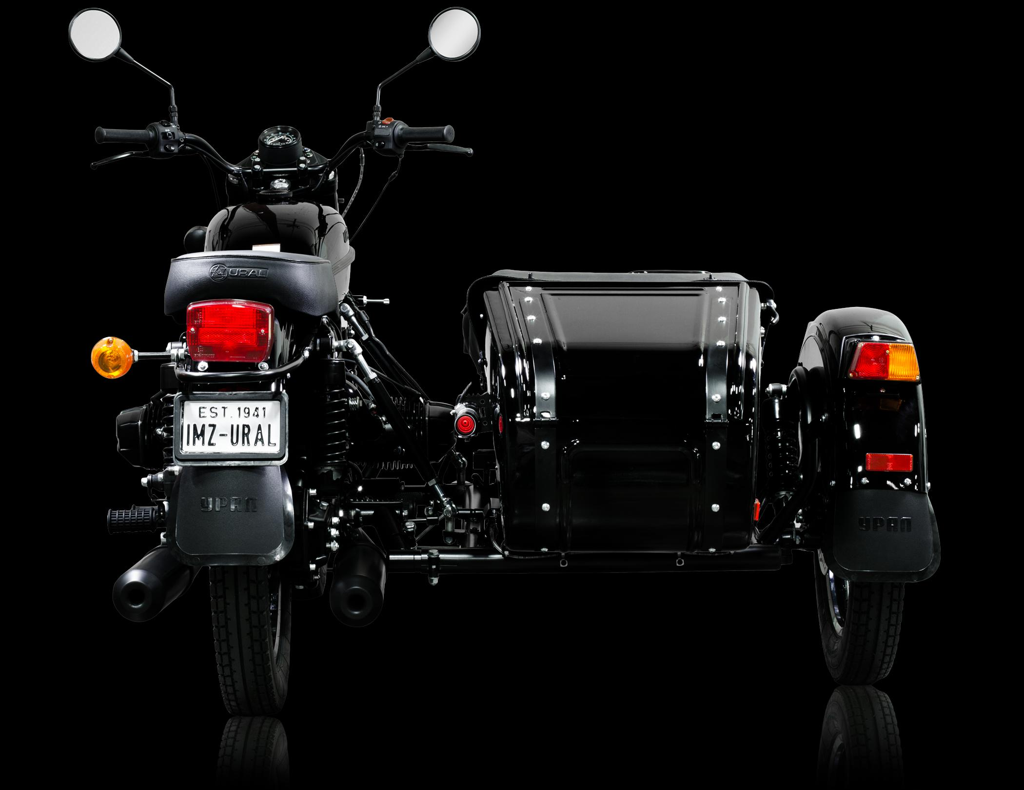 From A Factory Far Away Comes The Ural Dark Force Limited Engine Diagram Edition