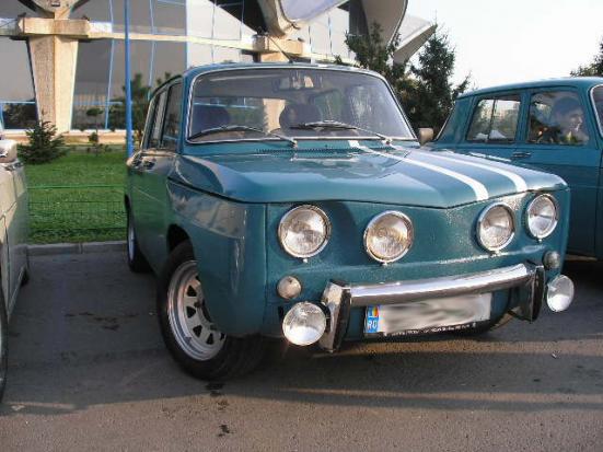 From Dacia 1300 to Dacia  Dacia 1100