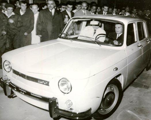 From Dacia 1300 to Dacia  Dacia 1100 Interior