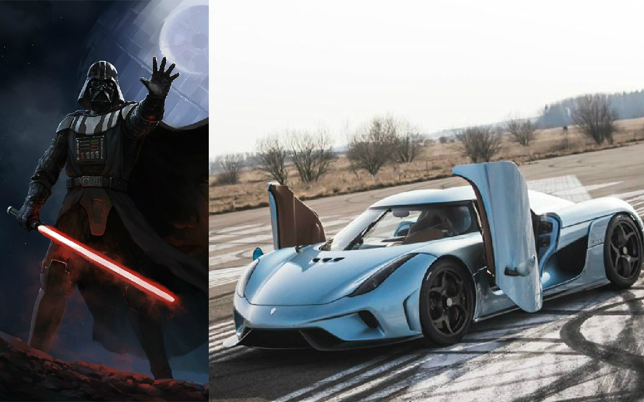 From Darth Vader To The Joker What Car Would Your