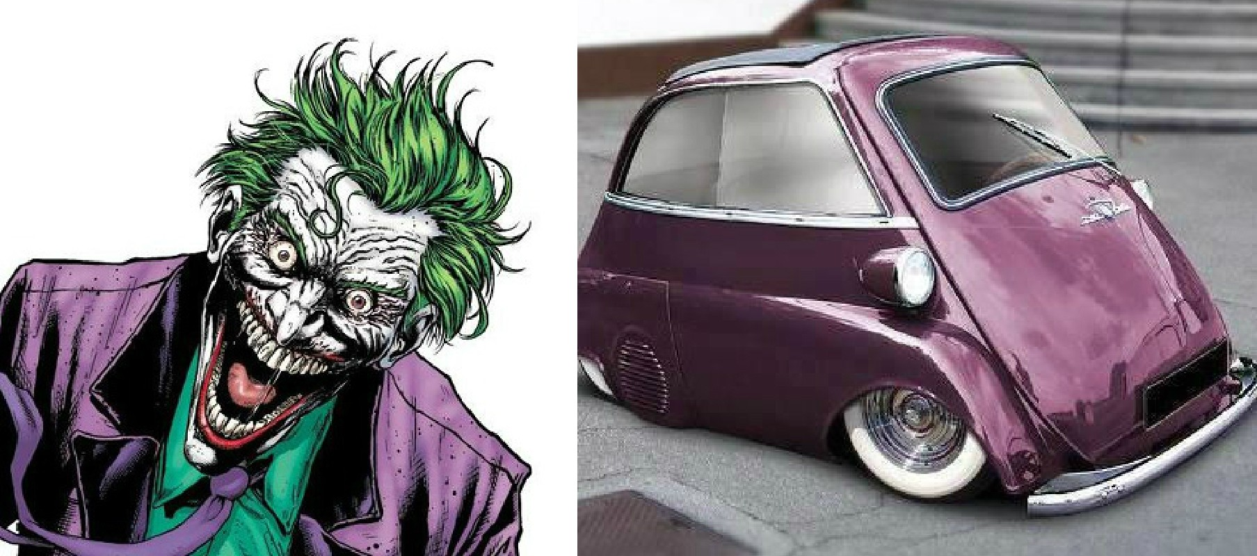 The Car Guys >> From Darth Vader to the Joker: What Car Would Your ...
