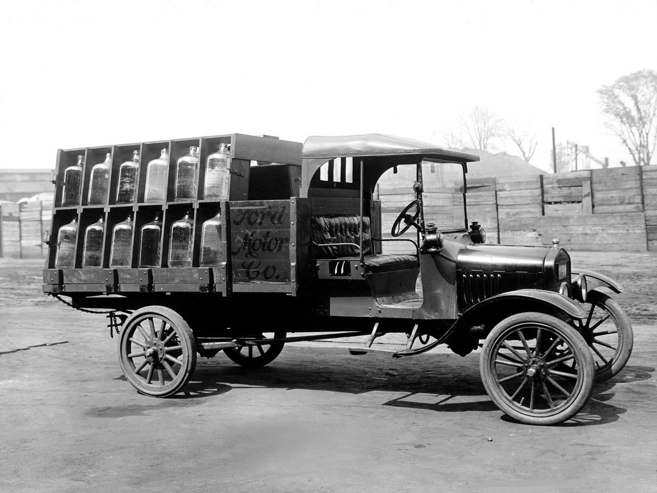 From Model TT To The F-150, Ford Celebrates 100 Years Of ...