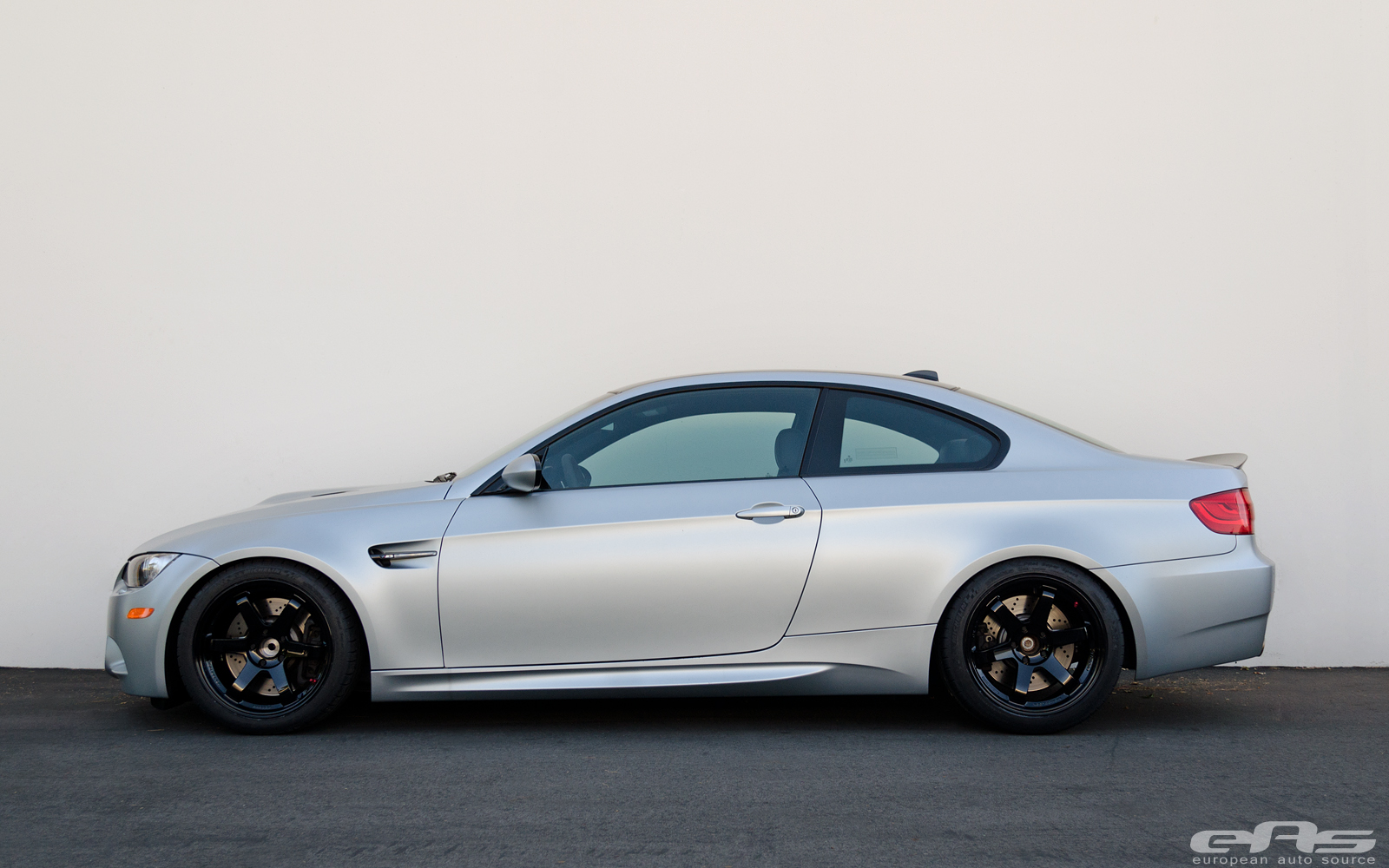 Frozen Silver Bmw E92 M3 From Eas Is Clean And Elegant