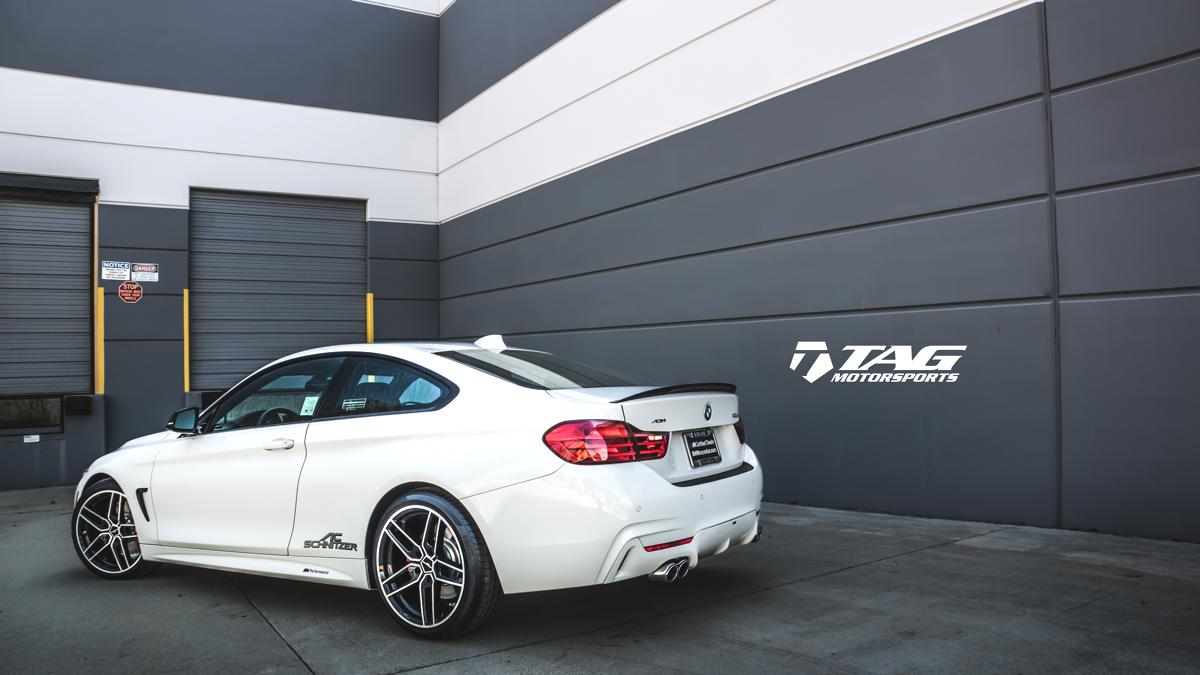Full Ac Schnitzer 435i Arrives In The Us At Tag