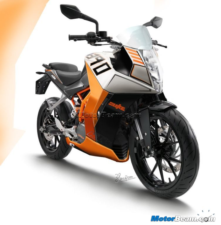 Fully Faired Ktm Rc 125 200 And 390 Confirmed By Stefan