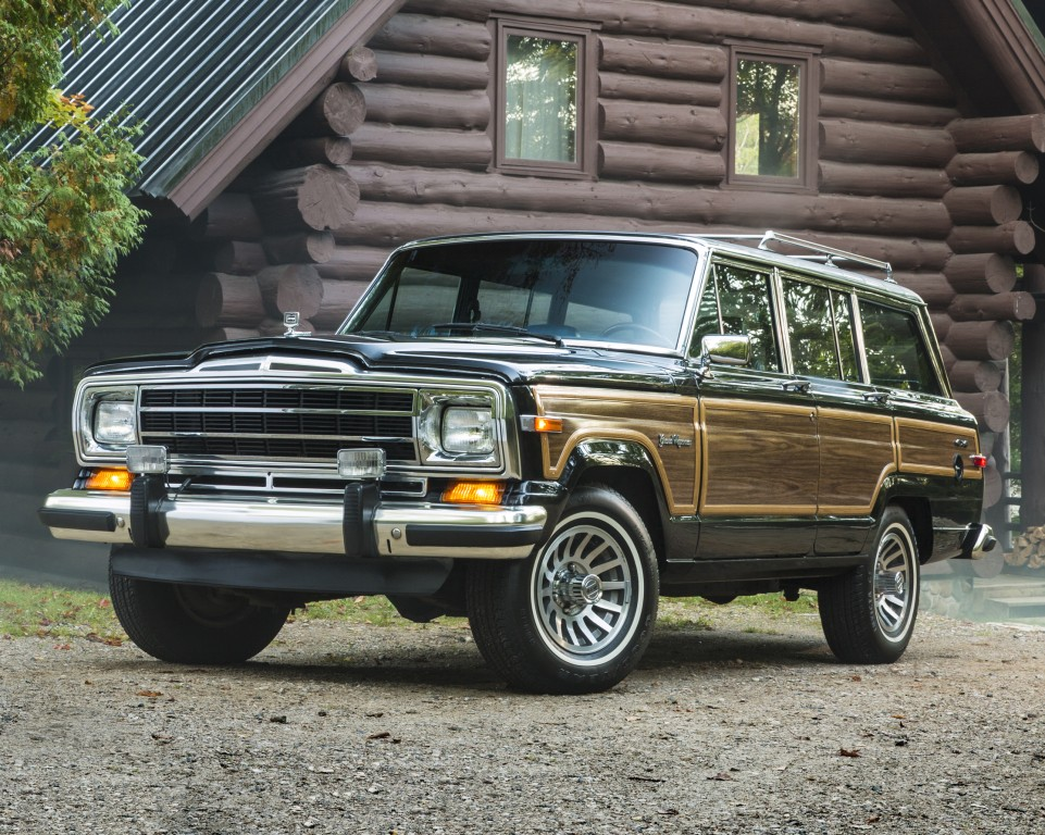 Fully Loaded 2019 Jeep Grand Wagoneer Could Sell For as ...