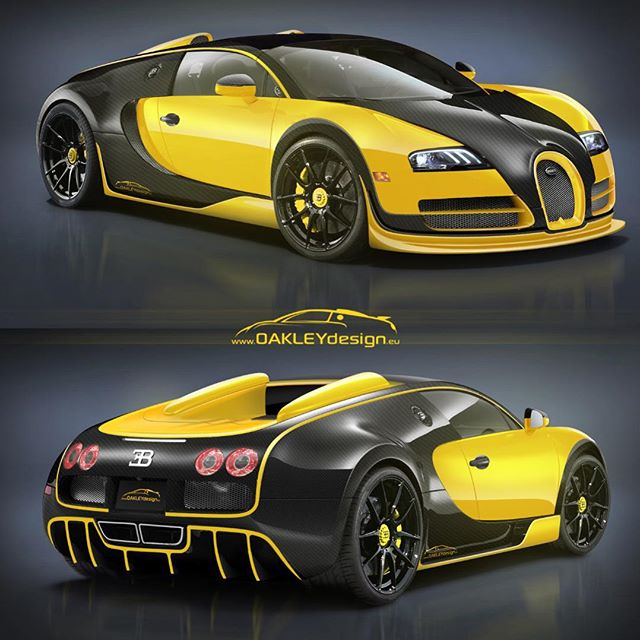 fully stripped bugatti veyron prepares for carbon panels and 1,600