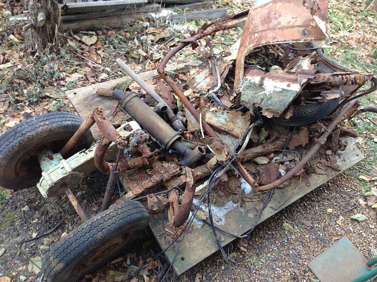 Funniest eBay Ad Wants to Sell You a Decomposed BMW Isetta [Video ...