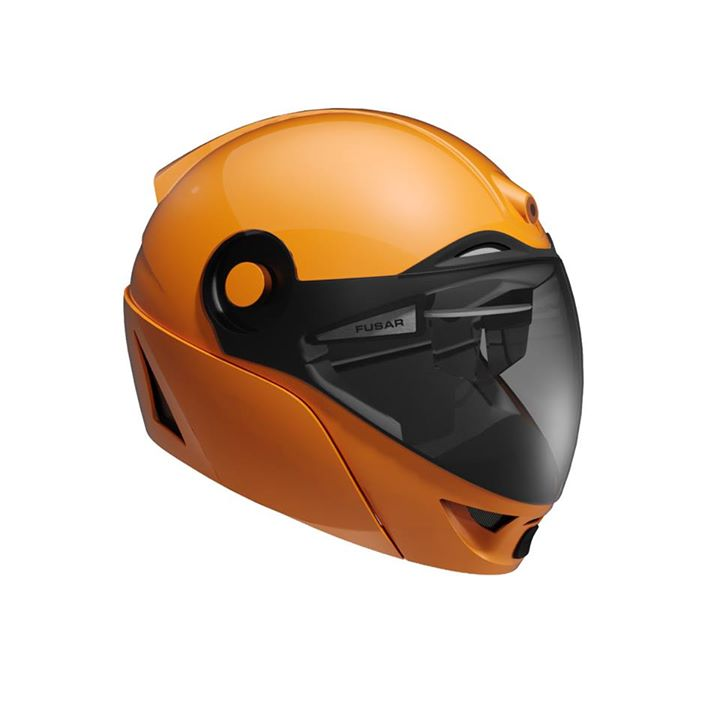 Fusar Guardian A New Next Gen Motorcycle Helmet