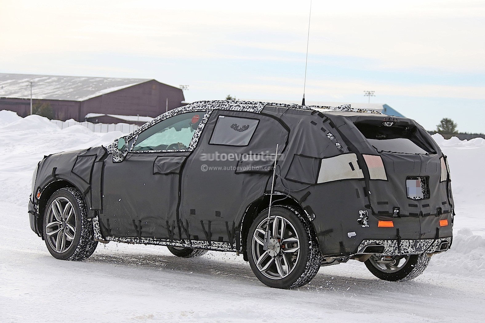 Future Cadillac Models Include XT6 Three-Row SUV ...