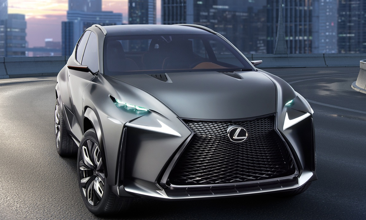 Future Lexus Models Going Even Bonkers Autoevolution
