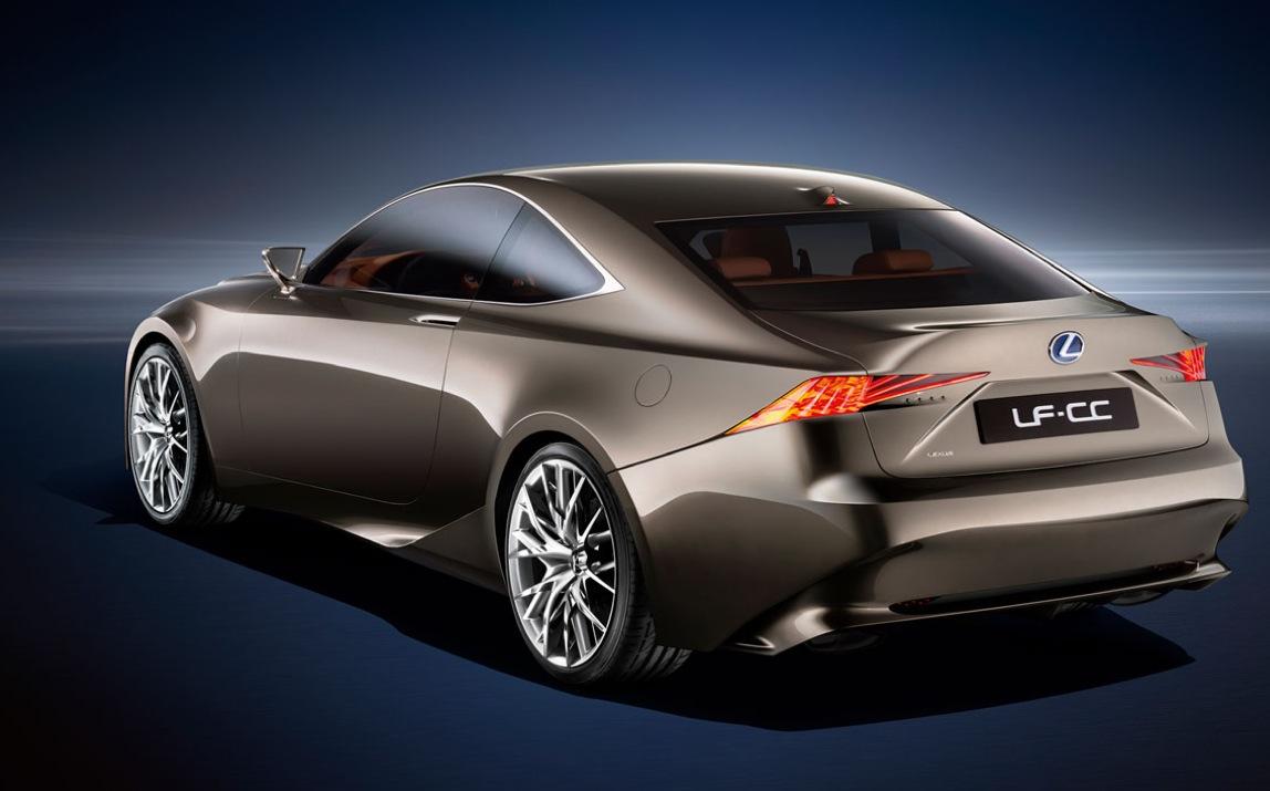 lexus future models going bonkers even cars hybrid concept coupe lf sport is250 cc autoevolution series auto hibrido coup low