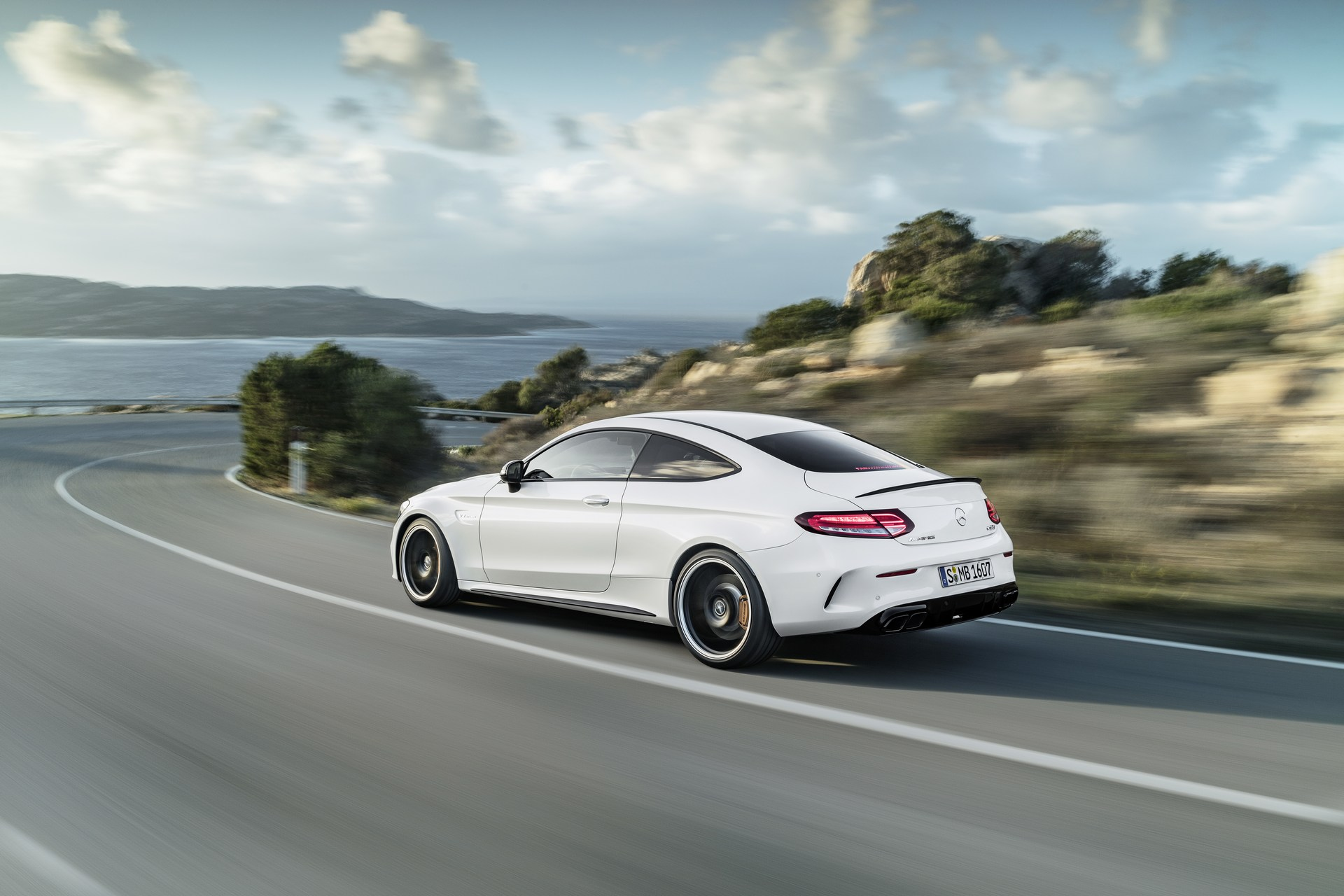 Future Mercedes-AMG C63 Will Be Hybrid, 4Matic+ AWD Also ...