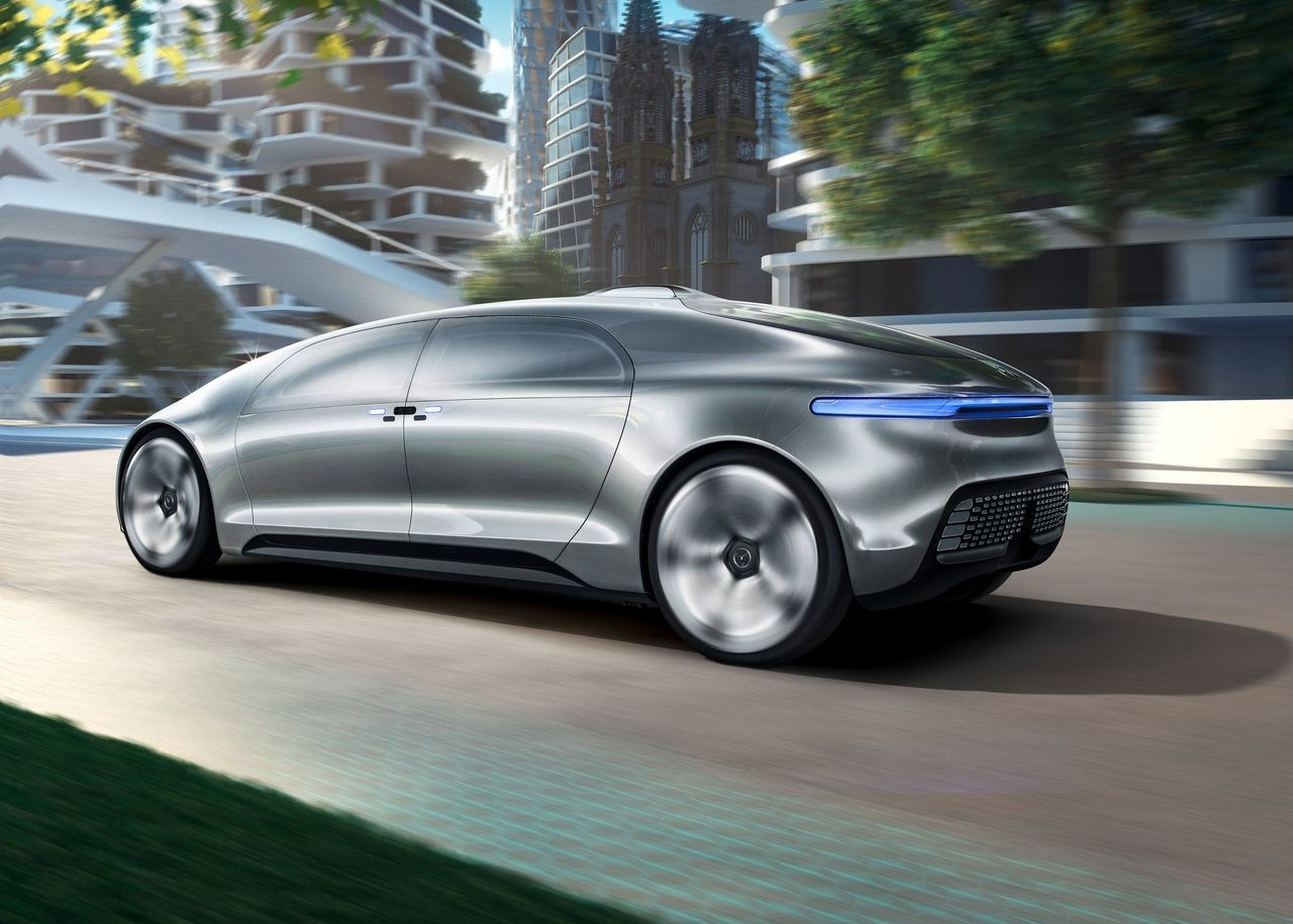 Future MercedesBenz Cars Will Do the Chores You Hate