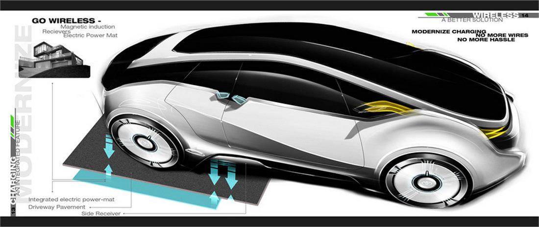 Новый авто Toyota Prius III Concept …