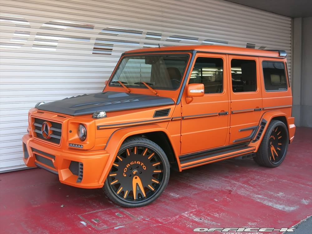 g55 amg_G 55 AMG by Office K is a Real Life Lego Toy - autoevolution