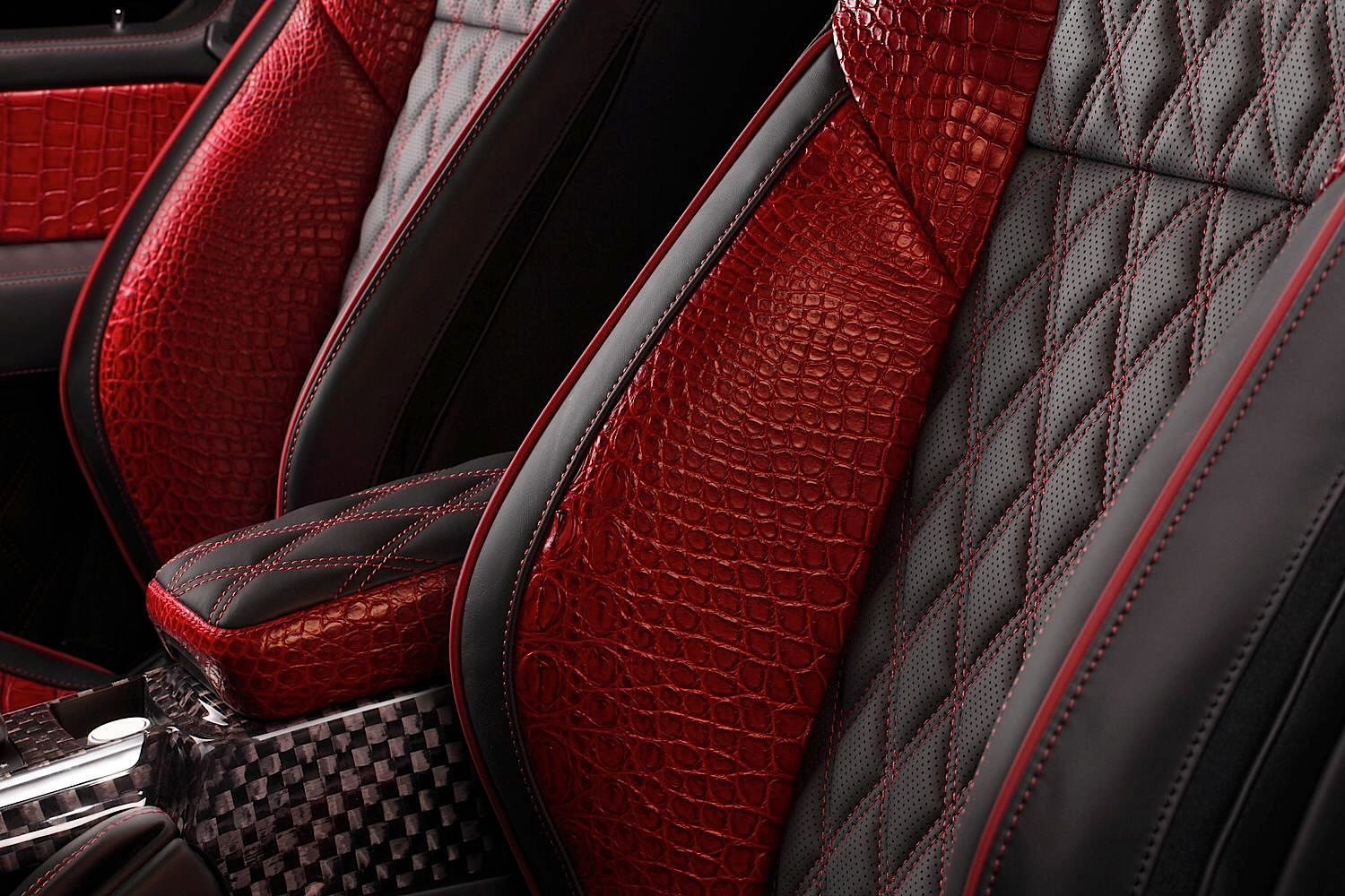 G 65 Amg With Crocodile Leather Interior By Topcar Autoevolution
