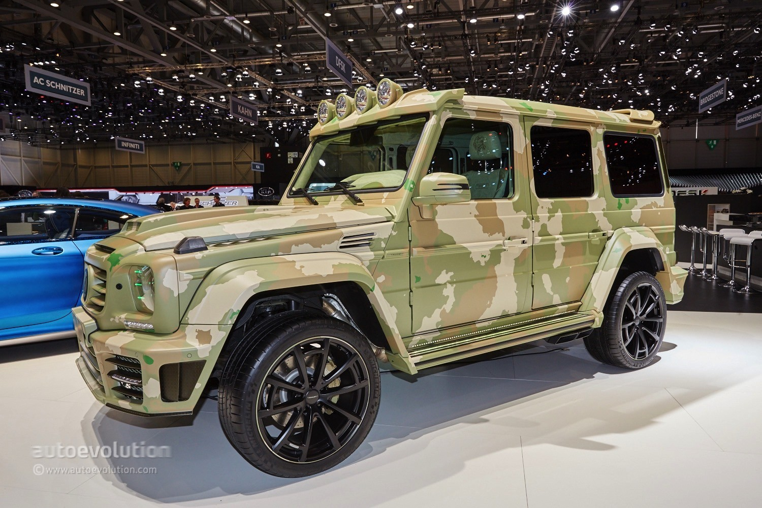 g class mansory sahara edition is a 800 hp desert storm autoevolution. Black Bedroom Furniture Sets. Home Design Ideas