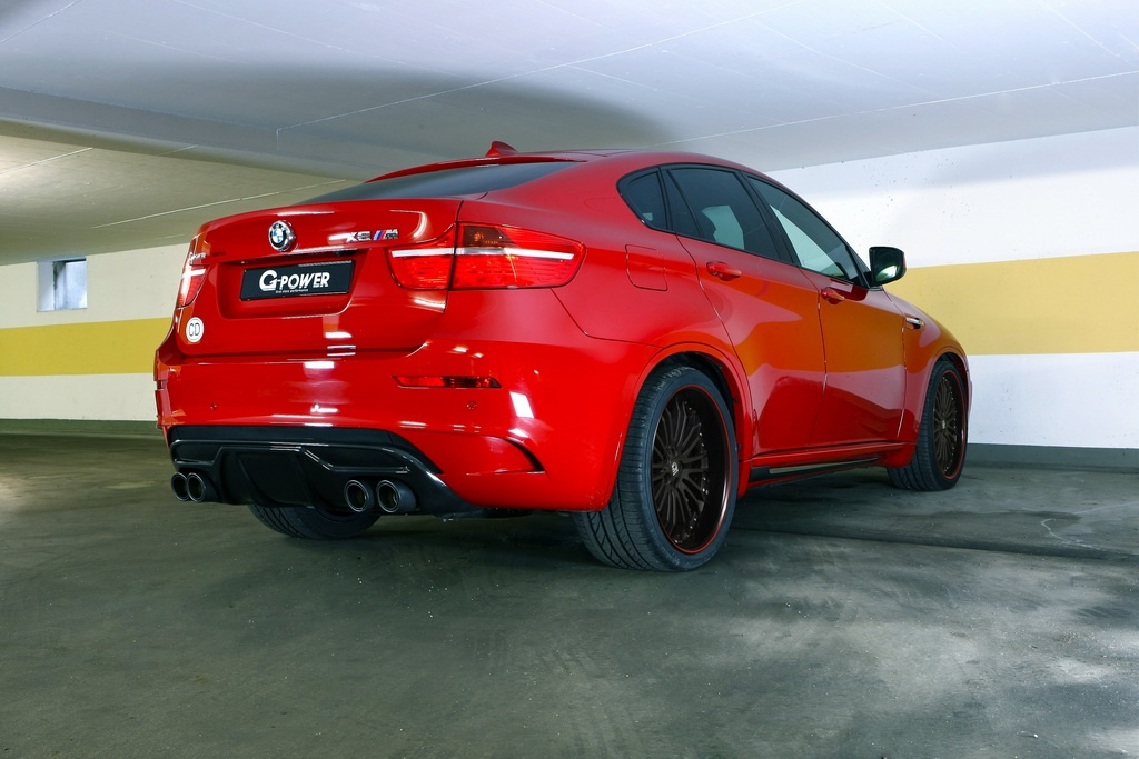 G Power Bmw X6m Typhoon S Ready For You Autoevolution