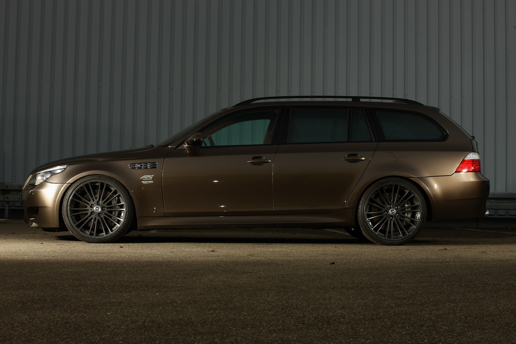 G Power Hurricane Rs Bmw M5 Touring Official Specs And