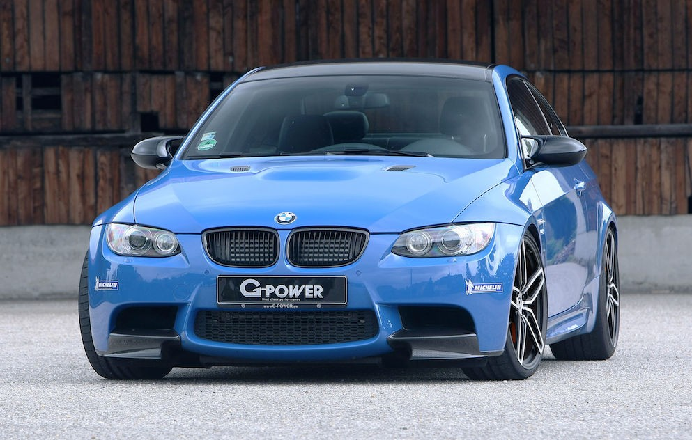 G Power Is Still Tuning E92 M3s Their Kit Now Makes 630