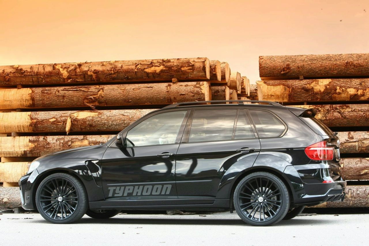 G-Power Launched BMW X5 Typhoon Black Pearl Limited ...