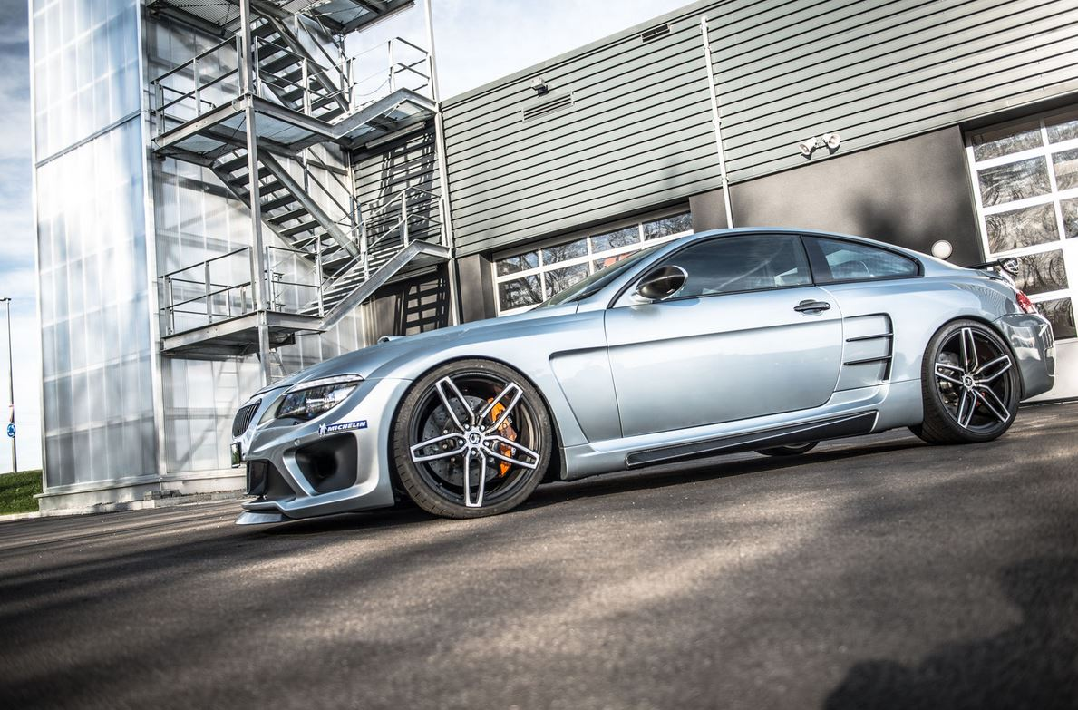 G Power Launches Its Most Powerful Car Yet The 1 001 Hp