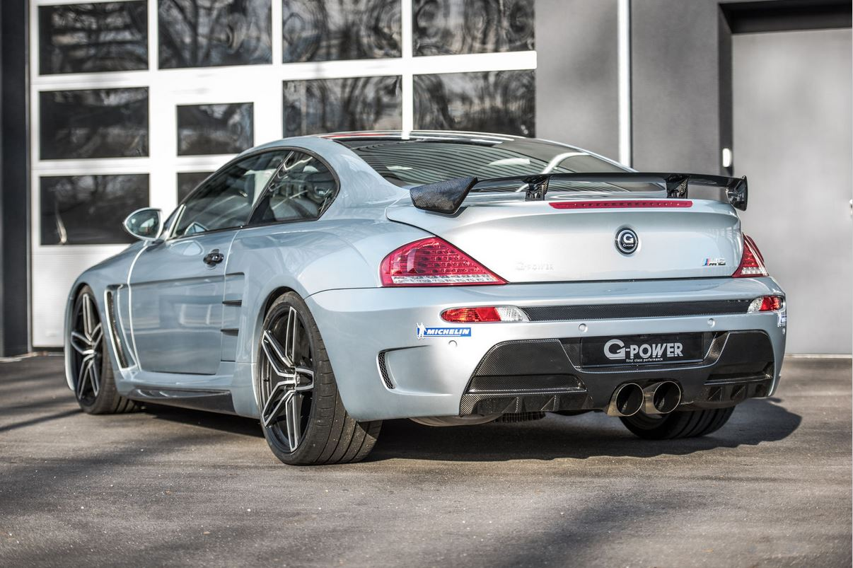 This Manual Bmw M6 Is A Rare Spot Video Autoevolution