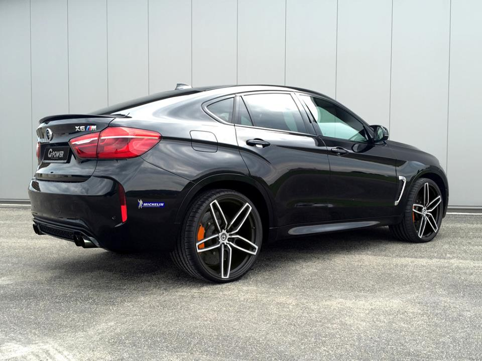 G Power Launches Its Own Version Of The 2016 Bmw X6 M