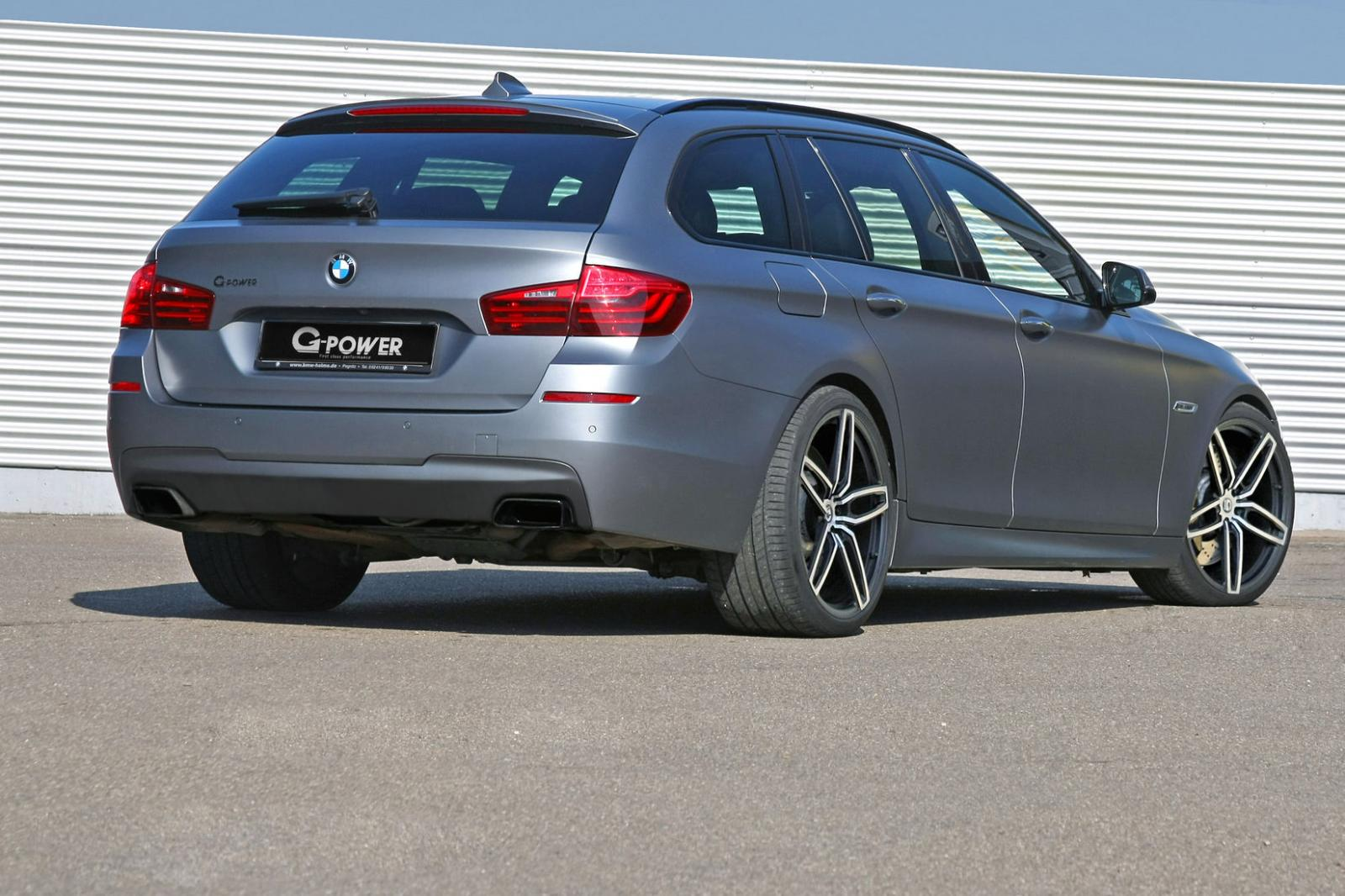 ... Fastest Diesel Touring BMW in the World, Theoretically - autoevolution
