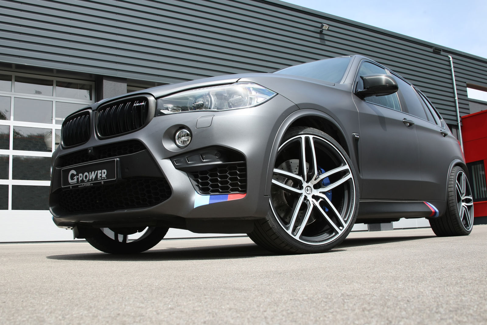 GPower Brings BMW X M To HP And Above Kmh Autoevolution - 300 bmw