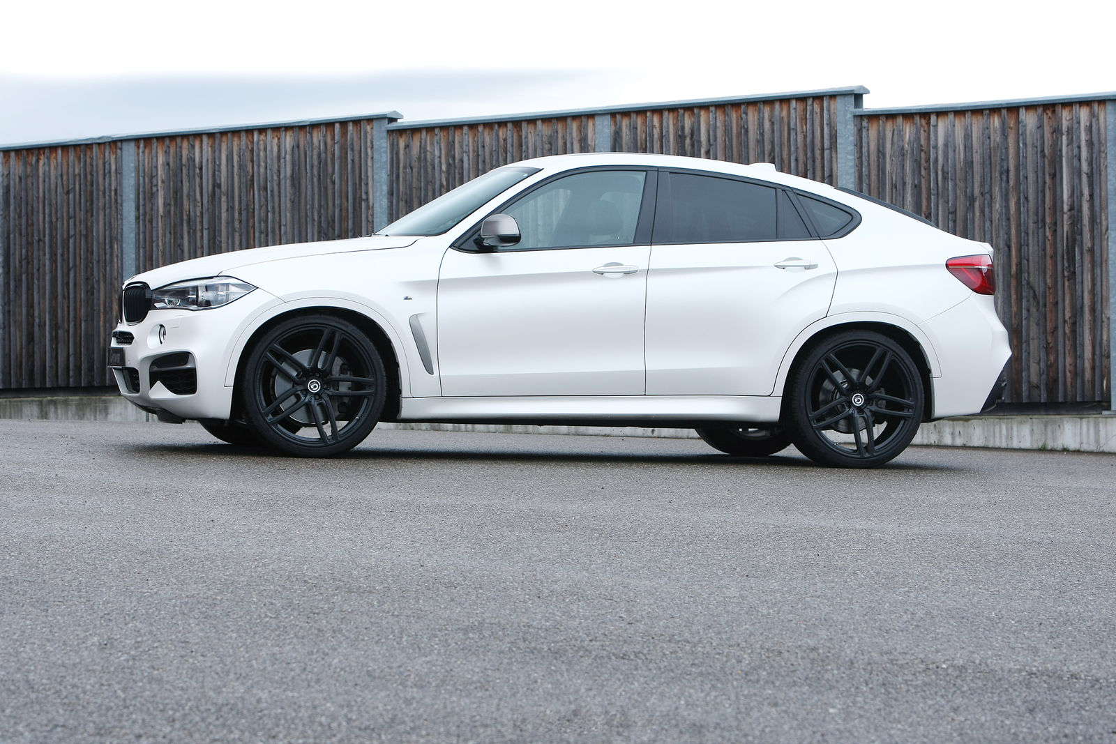 G Power Tunes Bmw X6 M50d To 455 Hp Autoevolution