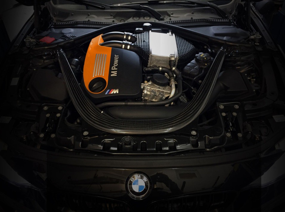 G-Power Tunes the BMW M4 Coupe to 520 HP and 700 Nm