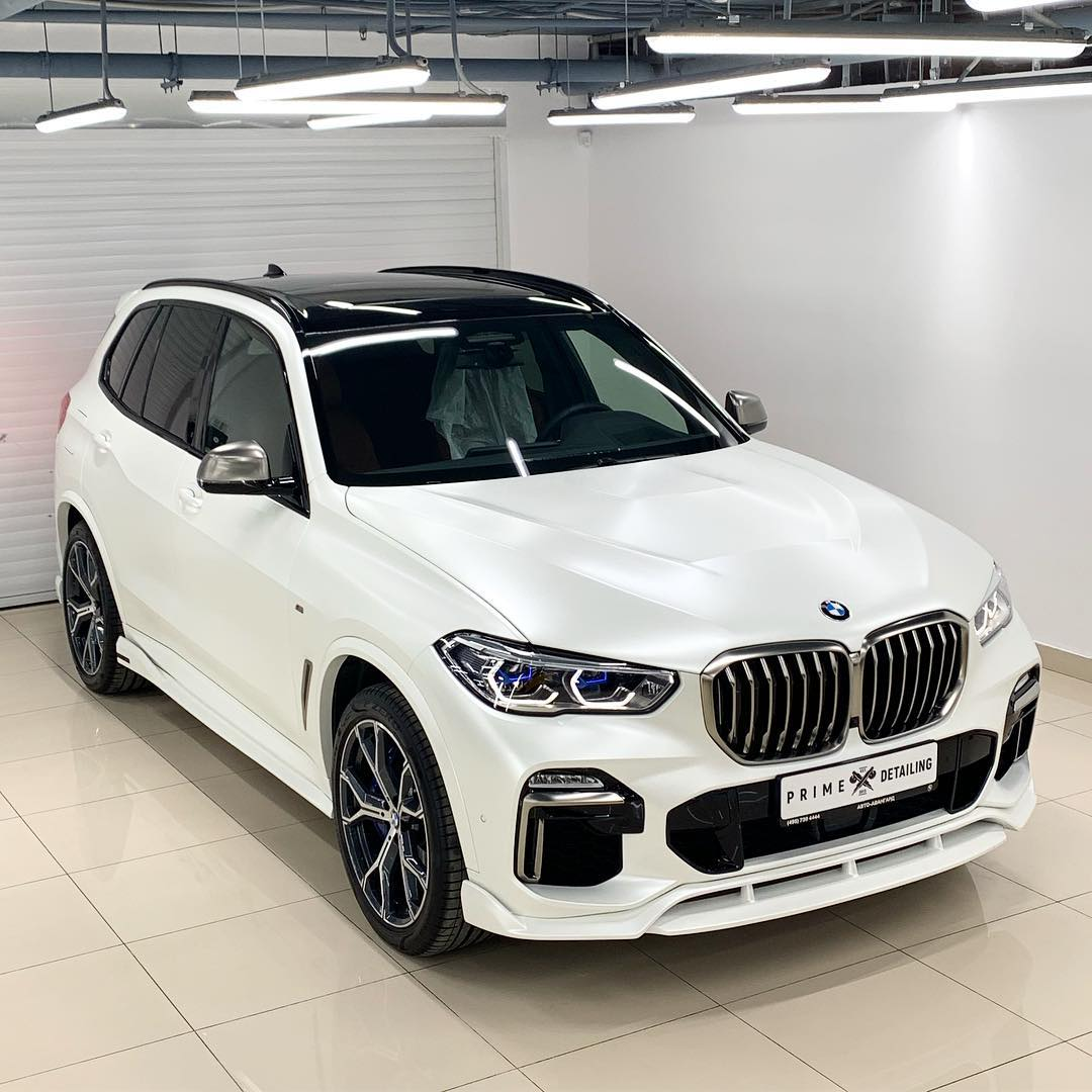G05 Bmw X5 Body Kit By Russian Tuner Paradign Looks Cool Autoevolution