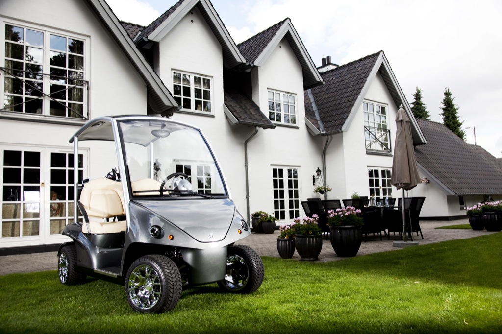Garia Lsv The Street Legal Luxury Golf Cart Autoevolution HD Wallpapers Download free images and photos [musssic.tk]