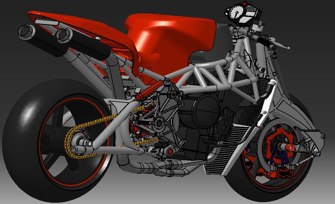 Geco The Shape Shifting Motorcycle Of The Future