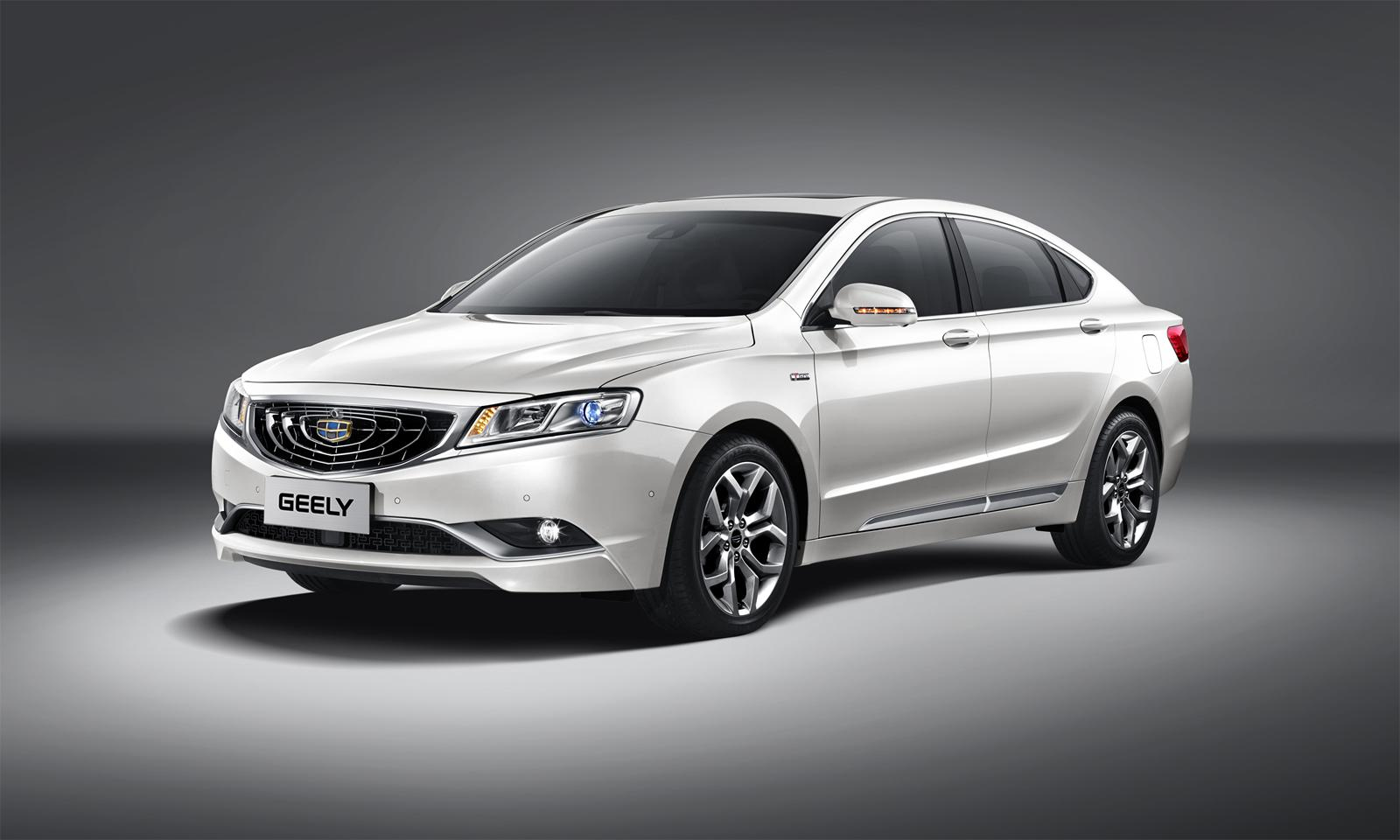 4 Series Sedan >> Geely GC9 Is a Classy New Chinese Sedan - autoevolution