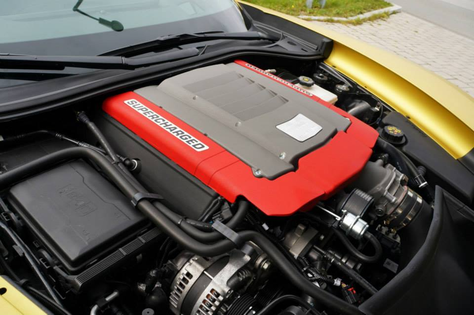 tuningcars geiger corvette c7 stingray supercharged to 590 horsepower. Black Bedroom Furniture Sets. Home Design Ideas