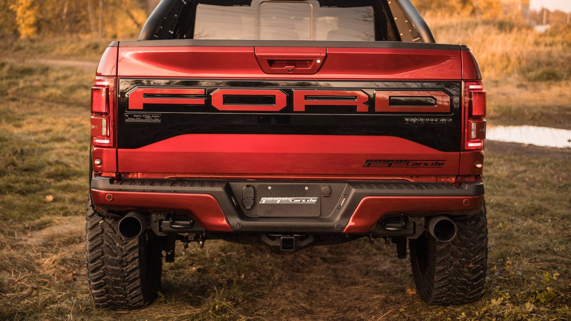 Ford F-150 Raptor Gets The Geiger Cars Treatment, Tuned To