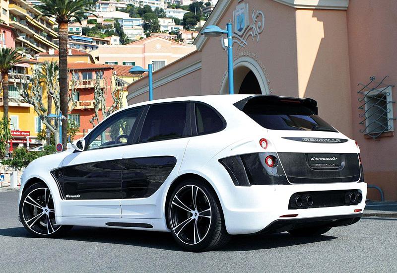 Pagani Huayra For Sale >> Gemballa Tornado (Porsche Cayenne) Selling for €400,000 - autoevolution
