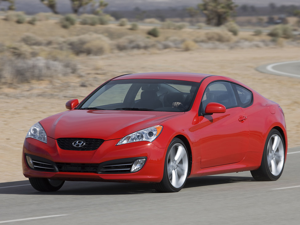 Marvelous ... Hyundai Genesis Coupe ...