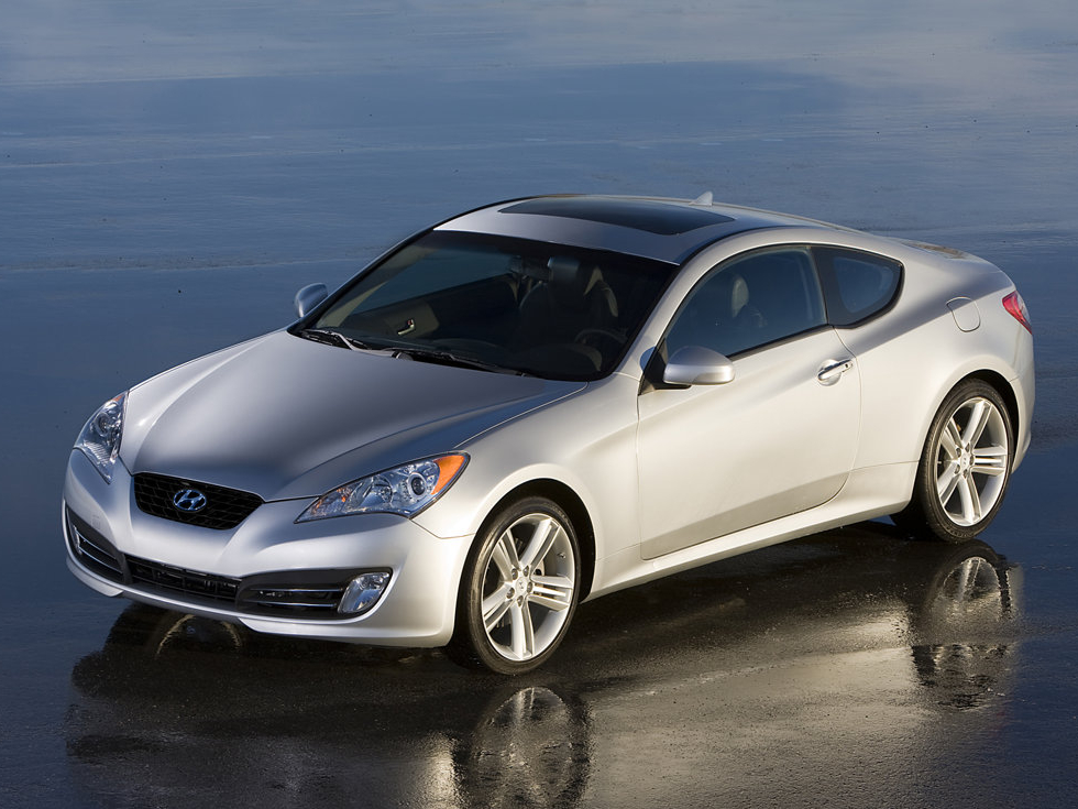 Perfect ... Hyundai Genesis Coupe ...