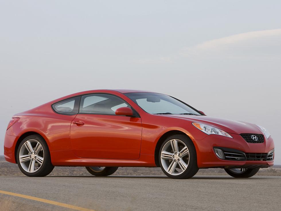 ... Hyundai Genesis Coupe