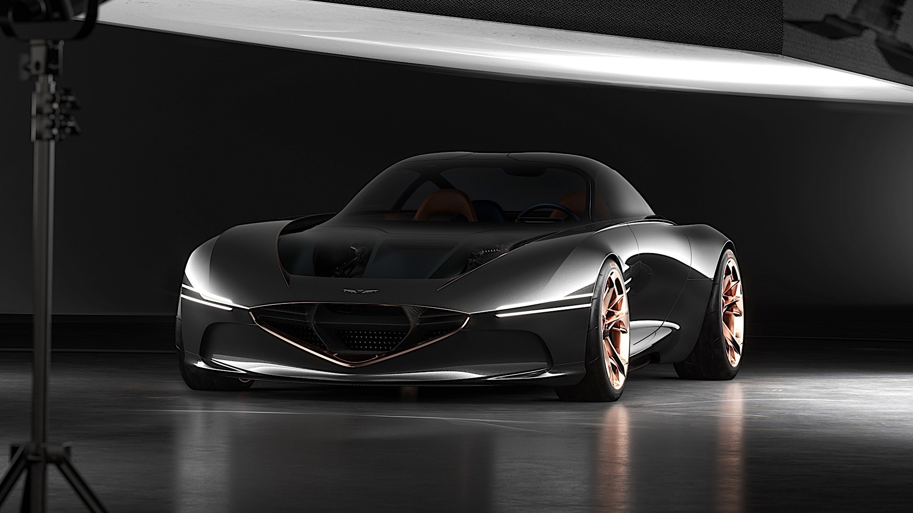 Genesis Essentia Brings Ai Bubble Roof Gt Concept To New
