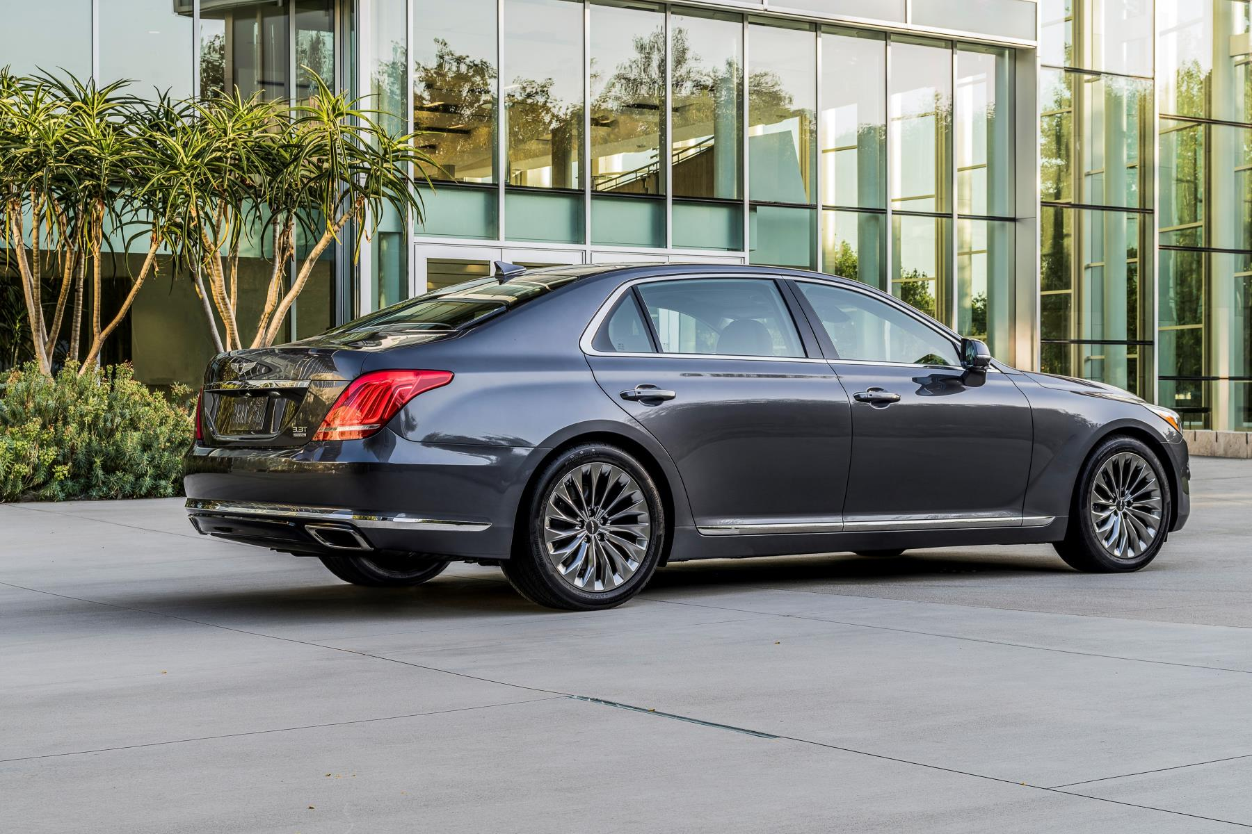Genesis G90 US Pricing Announced, Starts At $68,100 ...